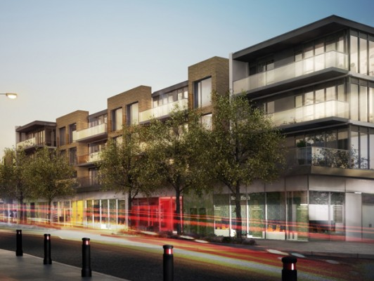 Highams Park Development